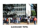 DF decreta lockdown total a partir deste domingo